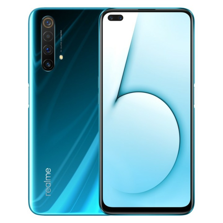 Realme X50 Glacier Green, 120HZ refresh rate phones