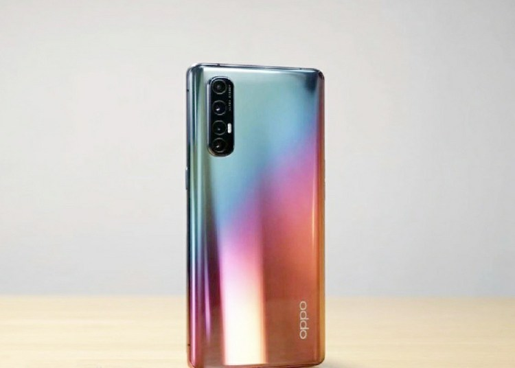 Oppo Find X2 Thickness