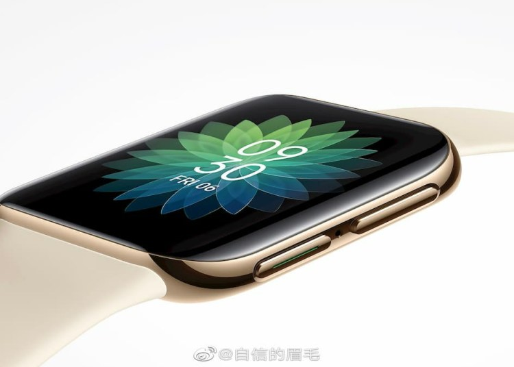 Oppo Smart Watch first look