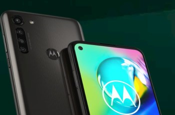 Motorola G8 full specifications