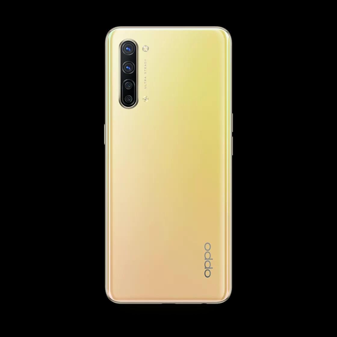 OPPO Reno3 Vitality Edition Streamer gold