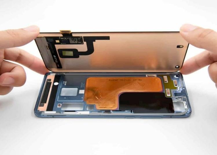 Xiaomi Mi 10 Disassembling