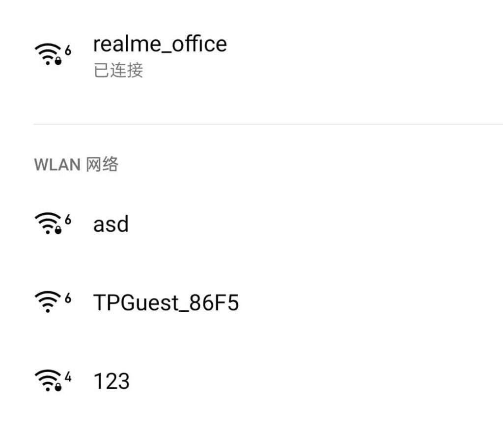 Realme X50 Pro WiFi 6