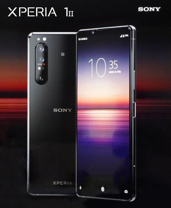 Sony Xperia 1 Ⅱ Specifications, sony xperia 1 2nd generation