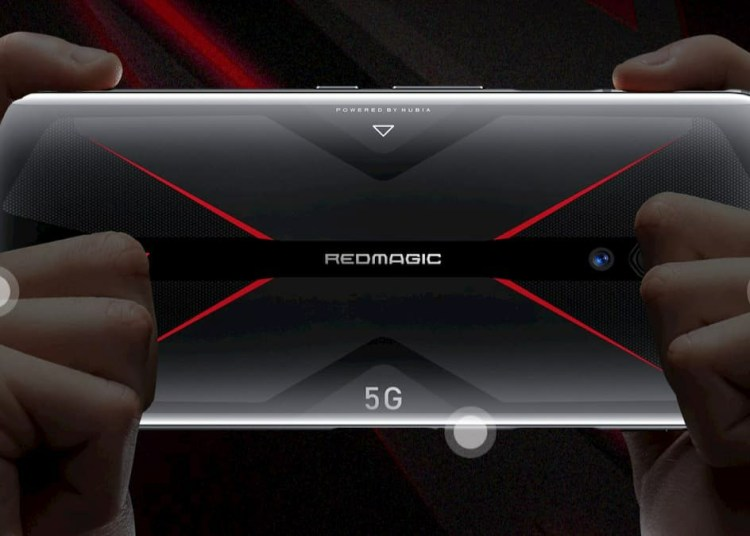 Red Magic 5G Game specific Mic