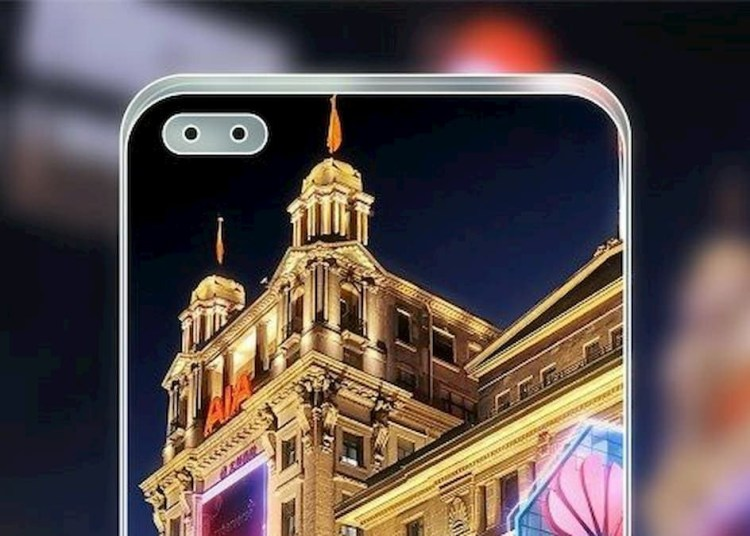 Front Design of Huawei P40 / P40 Pro