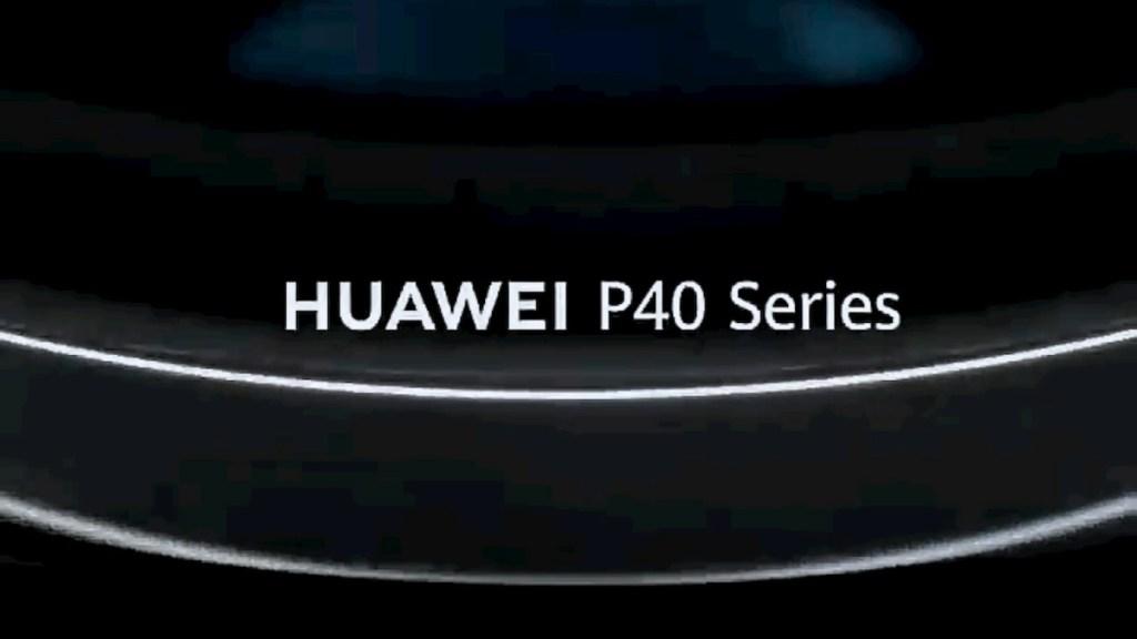 Huawei P40 Series Warm-up Video