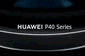 Huawei P40 Series Warm-up Video