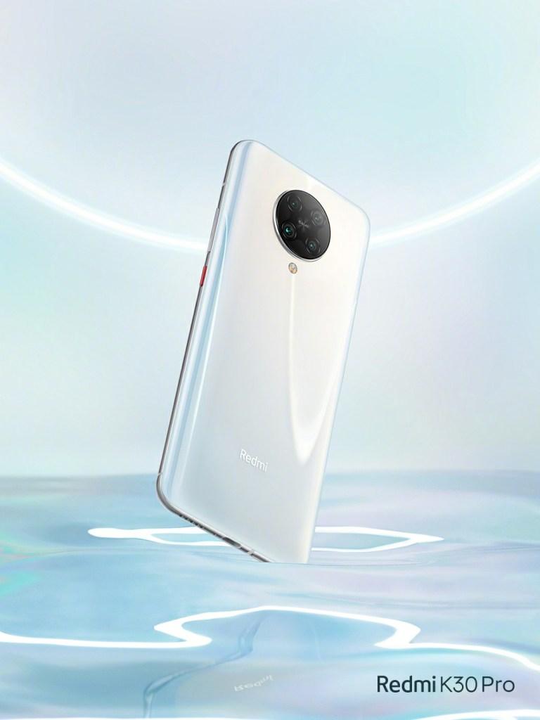 Redmi K30 Pro White Version