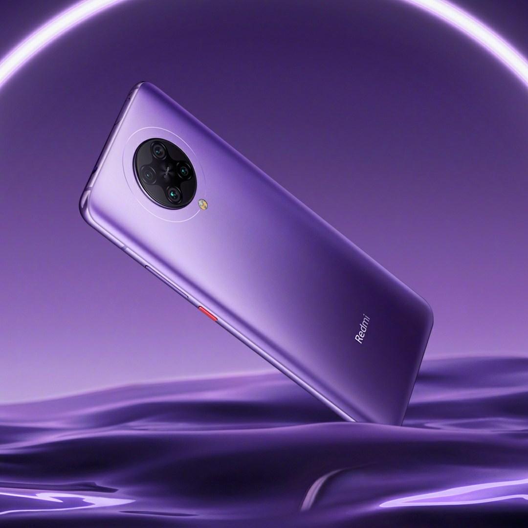 Redmi K30 Pro Purple Color