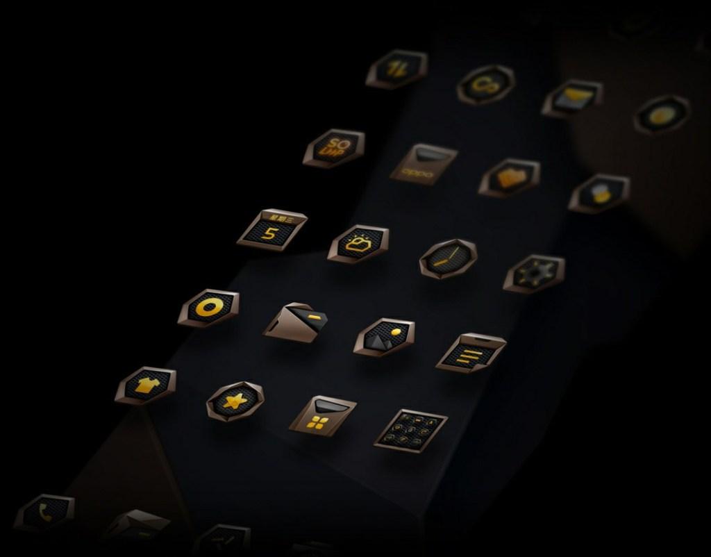 Oppo Find X2 Pro Lamborghini Edition Microfiber protective shell