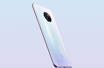 Vivo S6 official rendering