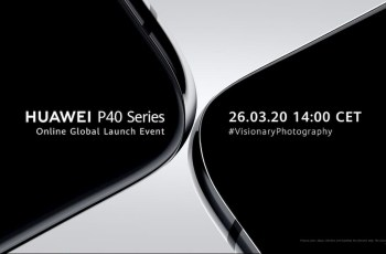 Huawei P40 Series Live Launch Event , Huawei p40 launch event time in India