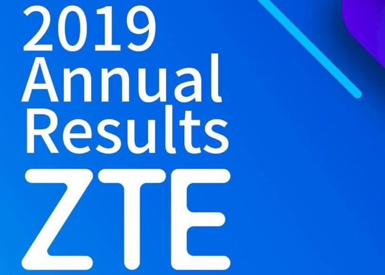 ZTE FY2019 Operating Revenue Report