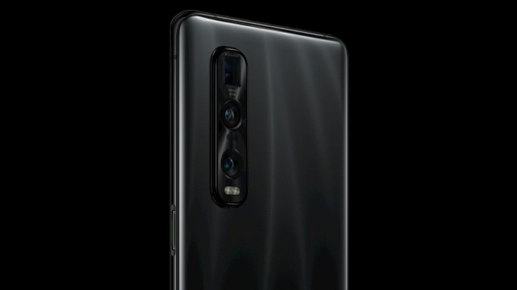 Oppo Find X2 Pro Camera Technology