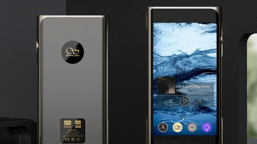 Shanling M6 Pro Full Specifications