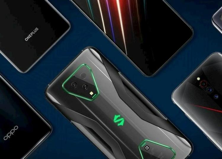Top gaming phone released in 2020