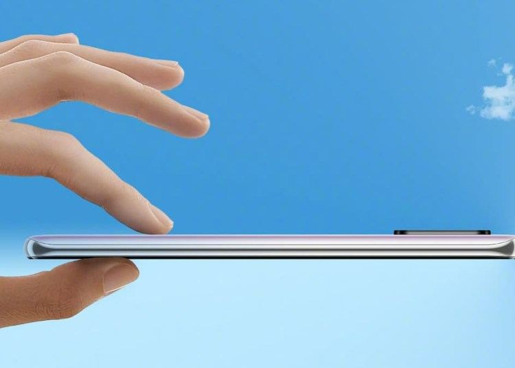 Xiaomi 10 Youth Edition Thickness