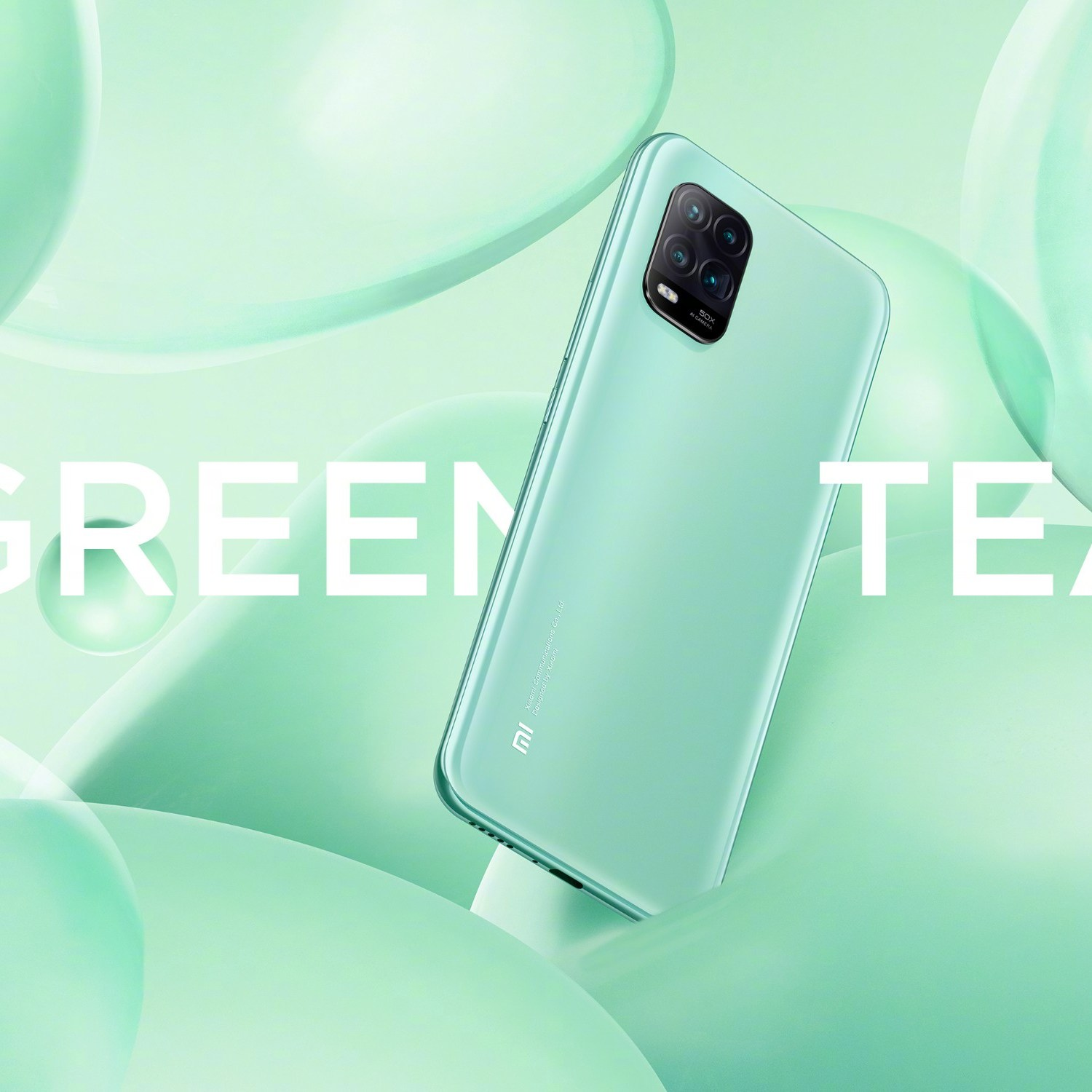 Xiaomi 10 Youth Edition Green Tea