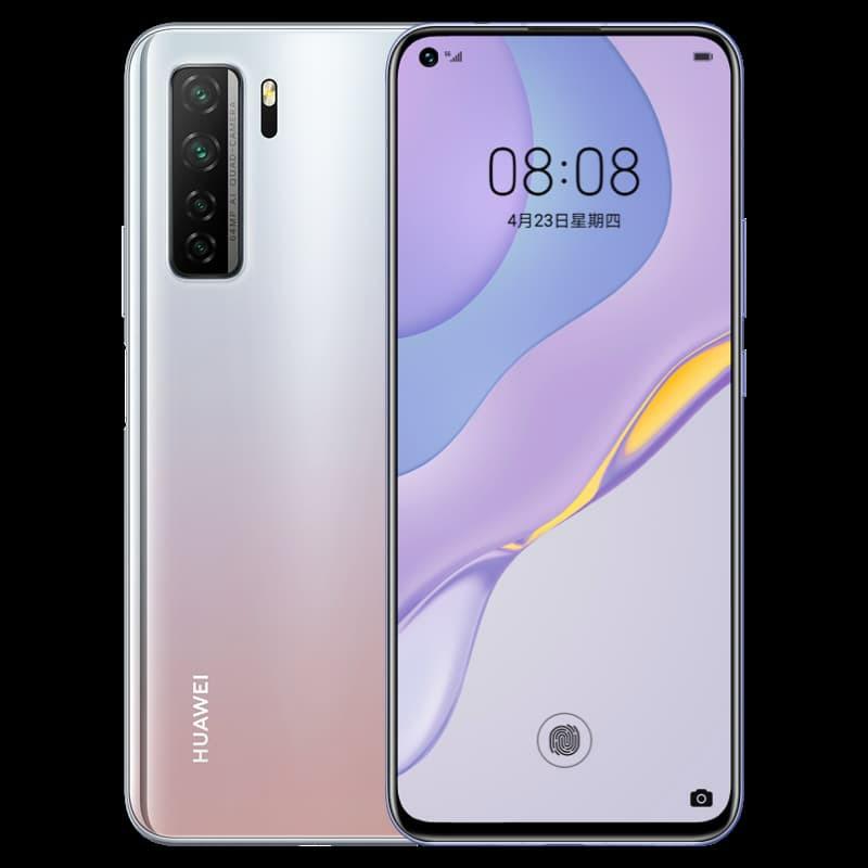 Huawei Nova 7 SE Silver