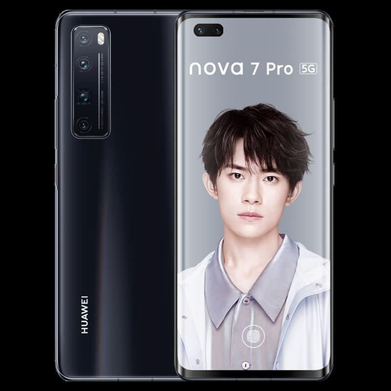 Huawei Nova 7 Pro Black