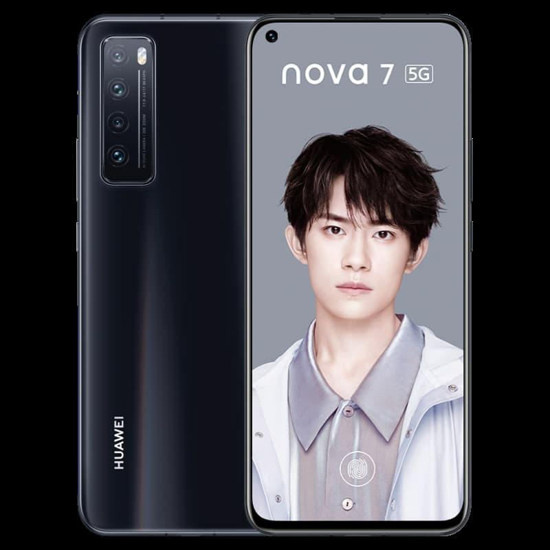Huawei Nova 7 Black
