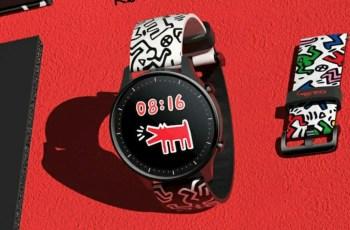 Xiaomi Watch Color x Keith Haring Edition