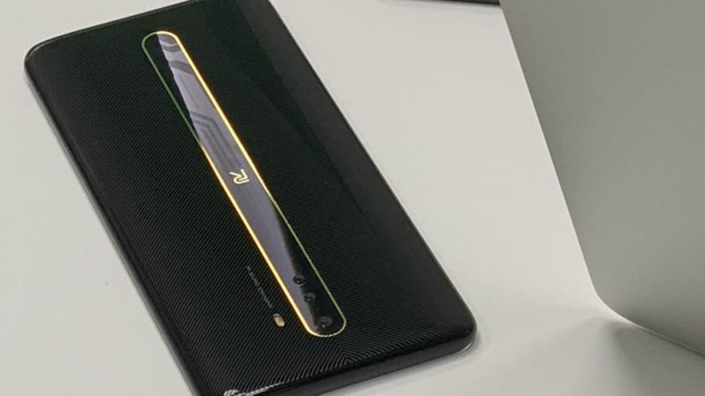 Realme's Unreleased Masterpiece Phone