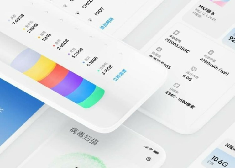 MIUI 12 Supported device list