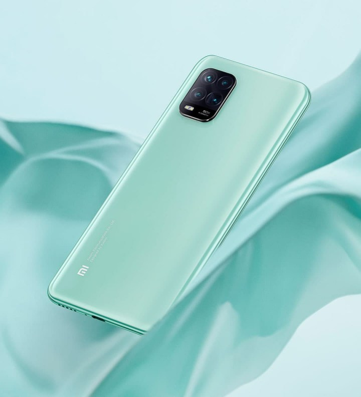 Xiaomi 10 Youth Edition Green