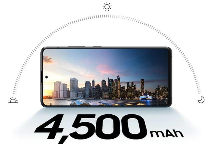 Samsung A51 5G battery