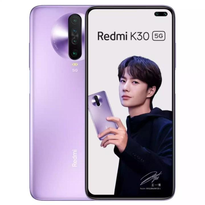 Redmi K30 Extreme Edition Purple