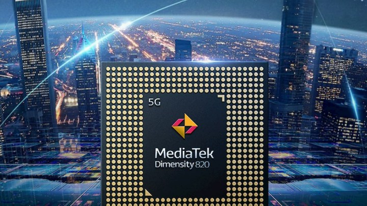 MediaTek Dimensity 820 Full Specifications