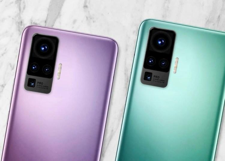 Vivo X50 Pro Rendering, vivo x50 pro Camera module