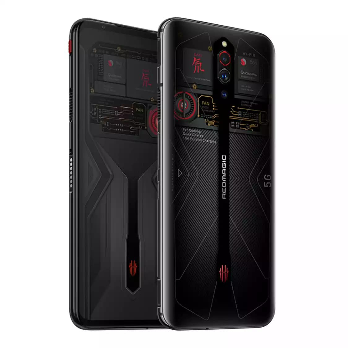 Nubia Red Magic 5G Transparent Edition
