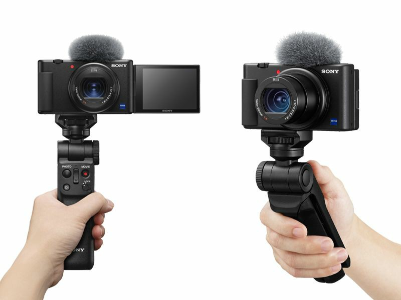 Sony ZV-1 Rendering, Sony ZV1 CAD Rendering