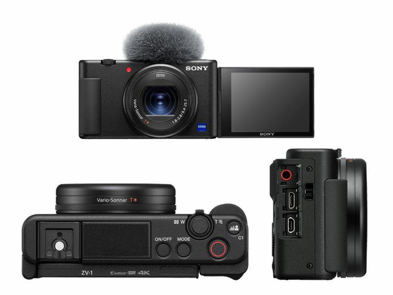 Sony ZV-1 Rendering, Sony Alpha ZV-1 Release Date