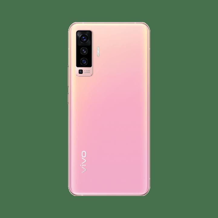 Vivo X50 Shallow (Pink-Orange Gradient)