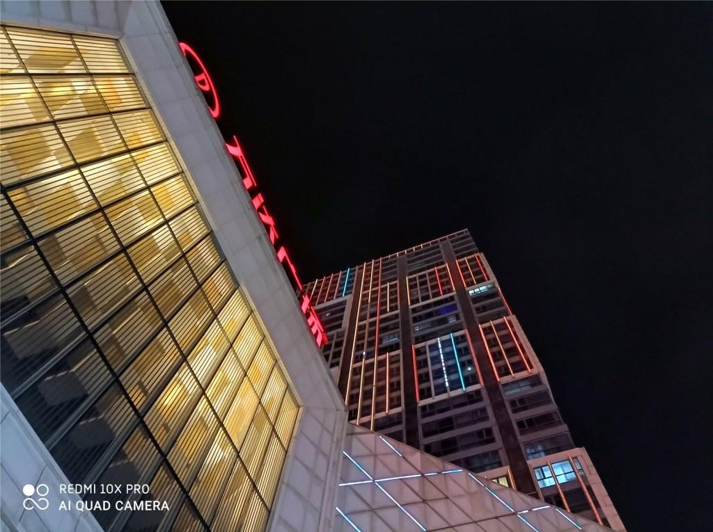 Redmi 10X Pro Camera Sample: Night Mode On