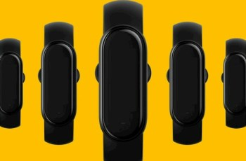 Mi Band 5 first look