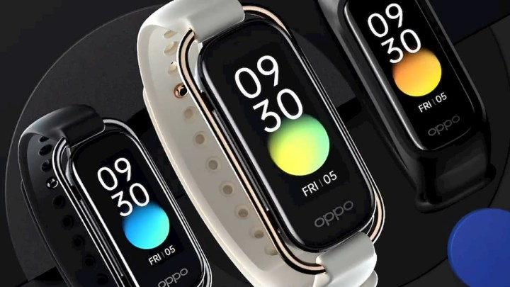 Oppo Smart Band Price, Specifications and Availability