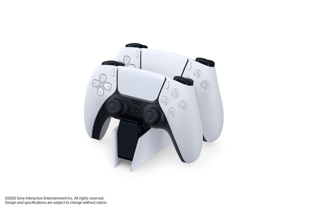 Sony PS5 Accesories - DualSense Controller Charging Dock