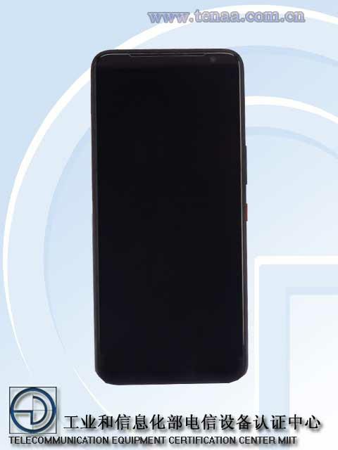 Asus Rog Phone 3 MIIT photos