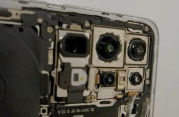 Huawei P40 Pro+ teardown