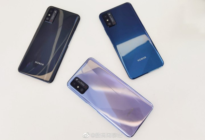 Honor X10 Max Live Photos