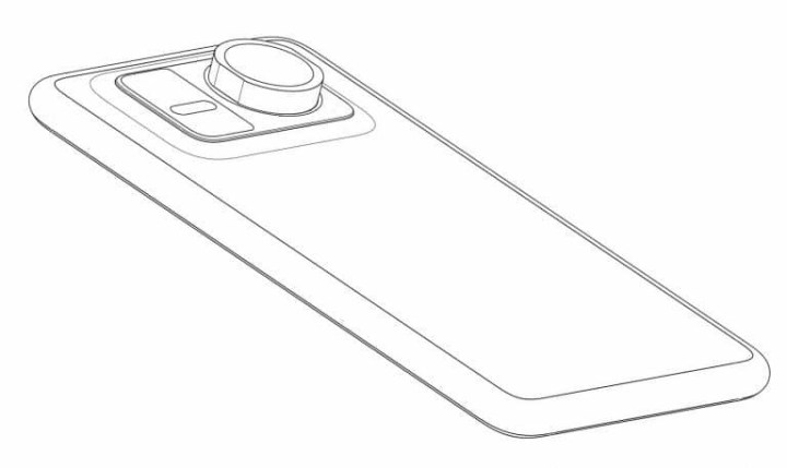 Huawei Patent Similar to SLR Lens