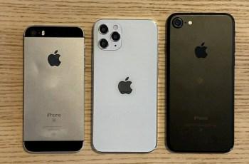 5.4-inch iPhone 12 model