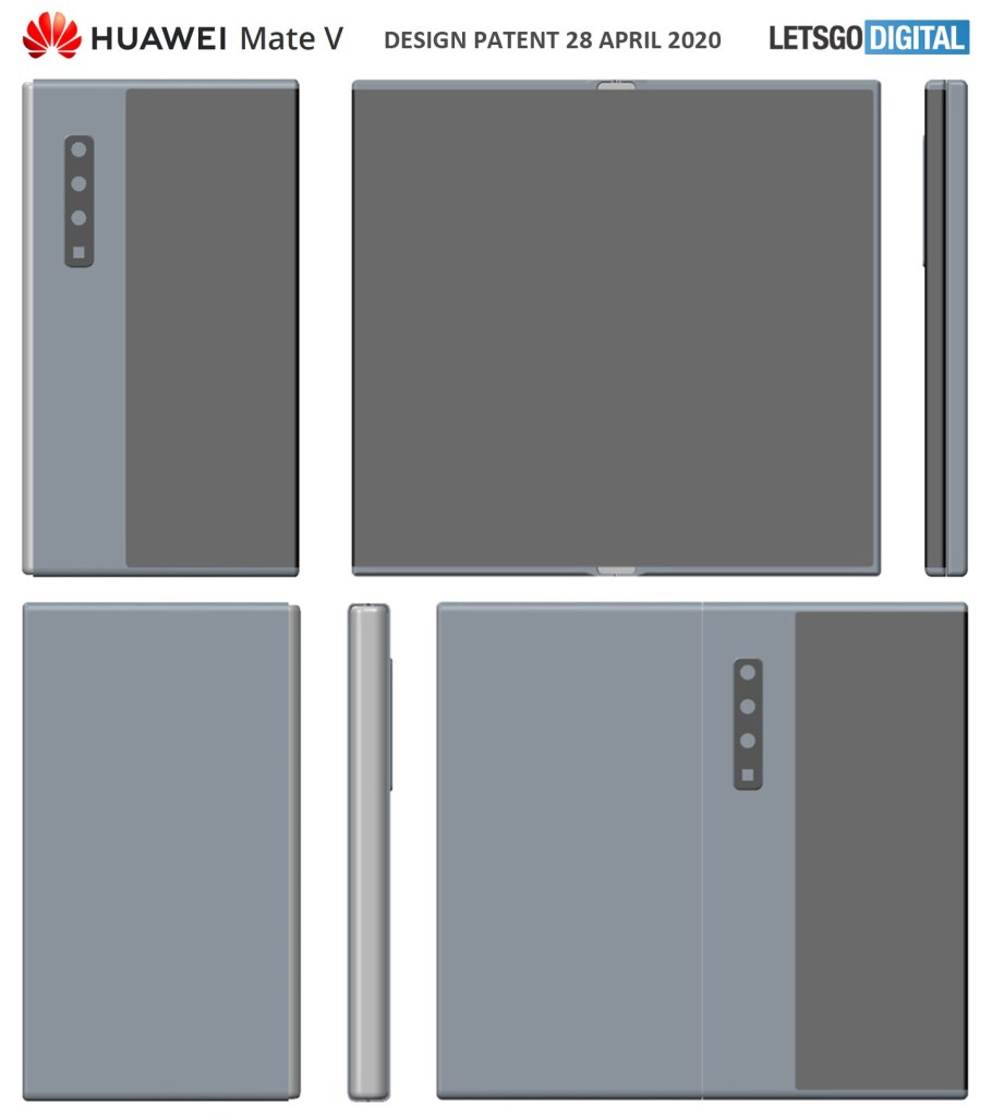Huawei Mate V Patent