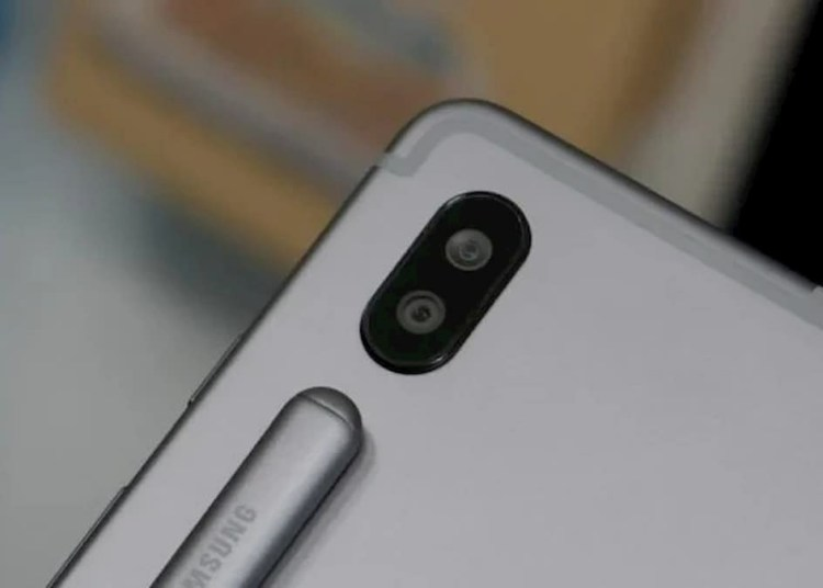 Samsung Galaxy Tab S7+ Live Photos