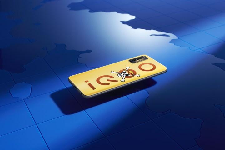 iQOO Z1 Nautical King Limited Edition